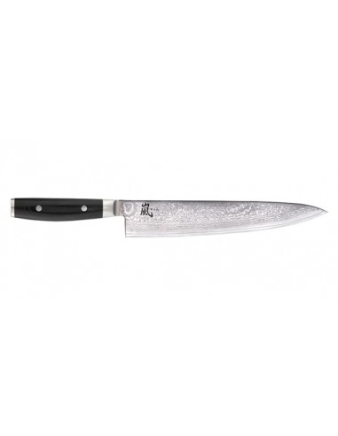 Couteau de chef Yaxell RAN - Chef lame  255 mm