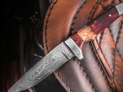 different types of hunting knife